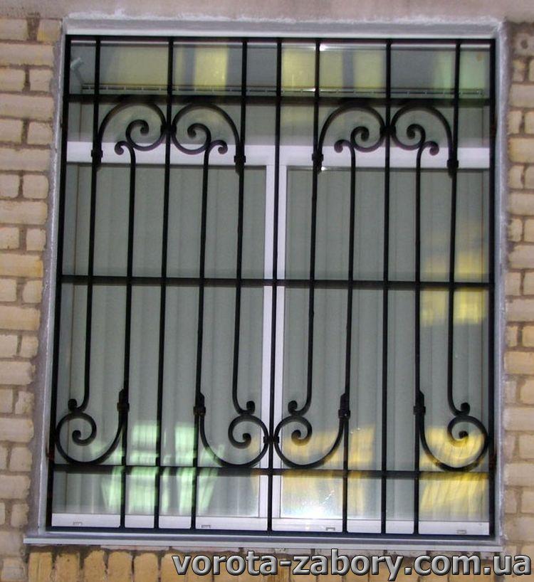 Оконные решетки, кованые решетки, балконные ограждения - опи.