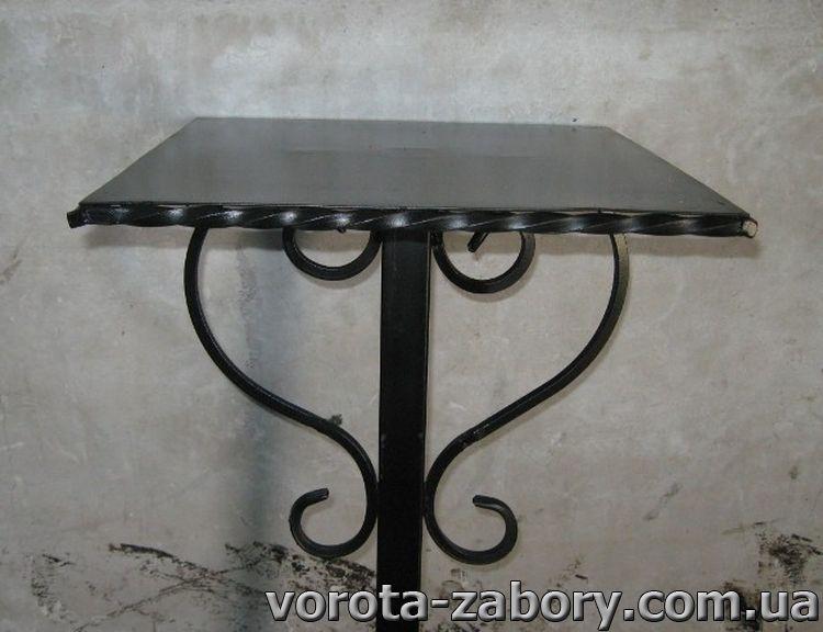 Сделать столик своими руками на кладбище